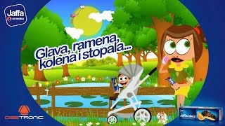 getlinkyoutube.com-Glava ramena kolena i stopala (Head Shoulders Knees and Toes) 2015 by Deetronic powered by Jaffa