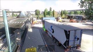 getlinkyoutube.com-ETS2 Multiplayer 'Parking Skill' (Euro Truck Simulator 2 Multiplayer)