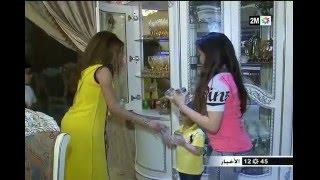 getlinkyoutube.com-في قلب منزلها بالبحرين، استقبلت الفنانة دنيا باطما كاميرا  القناة الثانية...