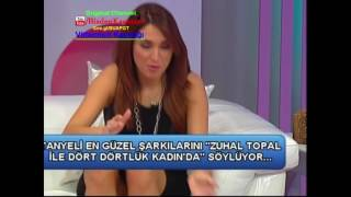 Zuhal Topal Küloduna Kadar Frikik !!! KAÇIRMA