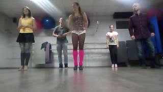 getlinkyoutube.com-Hot line flashmob