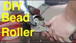 getlinkyoutube.com-DIY bead roller Intercooler pipe bead roller