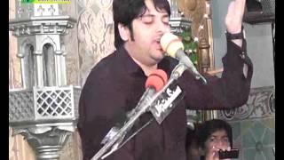 getlinkyoutube.com-Zakir Nadeem Abbas ,Salam , Deen walah at majlis 20 sep 2014 72 Taboot at sargodha
