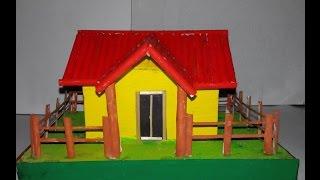 getlinkyoutube.com-How to make paper house