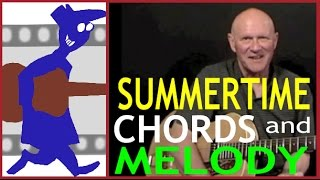 getlinkyoutube.com-Summertime - Chords and Melody for Guitar
