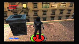 getlinkyoutube.com-The Warriors PS2 - Rumble Mode Battle Royal - All Maps