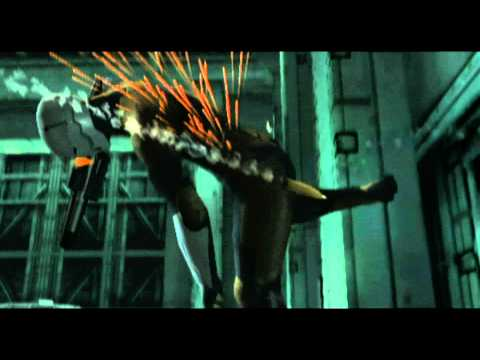 Metal Gear Solid: The Twin Snakes - Cutscenes Part 2 of 2 (1080p)