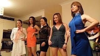 getlinkyoutube.com-Impromptu Beauty Pageant