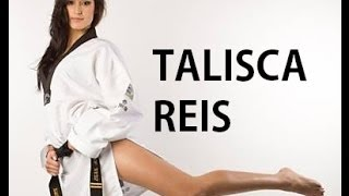 getlinkyoutube.com-TAEKWONDO GIRL - TALISCA REIS (BRA)