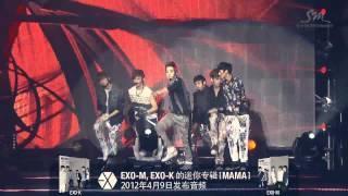 getlinkyoutube.com-[HD] EXO - 'History' Live