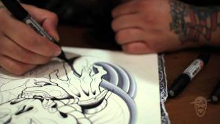getlinkyoutube.com-David Tevenal: Tattooer (Illustration)
