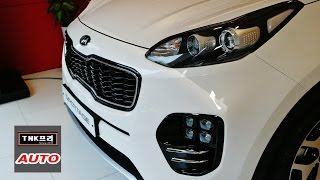 getlinkyoutube.com-2016 Kia Sportage look around ( 기아 스포티지 2016)