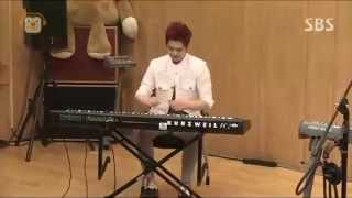 getlinkyoutube.com-150611 MBLAQ Seungho - Playing The Piano @ Cultwo Show #엠블랙 승호 #거울 컬투쇼