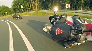 getlinkyoutube.com-Yamaha R6 chasing GSXR 1000 || Best 3rd Person!