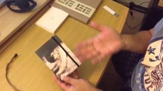 getlinkyoutube.com-Fiftythree Paper Book Unboxing