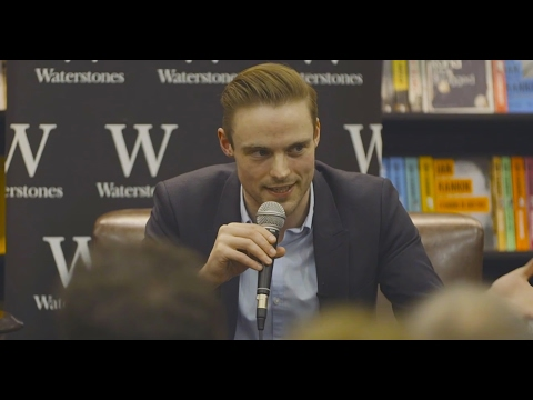 Waterstones Manchester Deansgate: Sirens Author Joseph Knox in Conversation with Dave Haslam