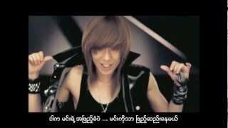 [HD Myanmar Sub] SHINee - Lucifer 루시퍼 MV (Korean Ver)