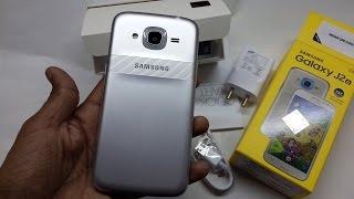 getlinkyoutube.com-Samsung Galaxy J2 2016 Unboxing with Smart Glow Demo