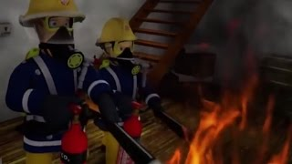 getlinkyoutube.com-🚒 🔥 Fireman Sam US Official:   🚒 🔥  Fireman Sam's Best Saves | 🚒 🔥 Fighting Fire! 🚒 🔥