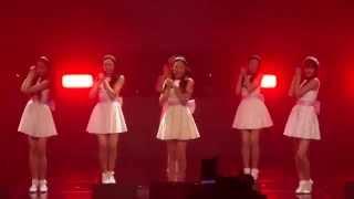 getlinkyoutube.com-APRIL(에이프릴) 영원한 사랑(永遠の愛-Forever Love) - Fin.K.L(핑클) 150824 Debut Showcase