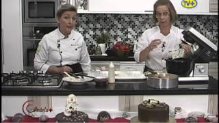 getlinkyoutube.com-Culinaria+ 24/03/2015 - Bolo no pote, creme holandês e leite em pó