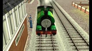 getlinkyoutube.com-T&TRS Percy Runs Away