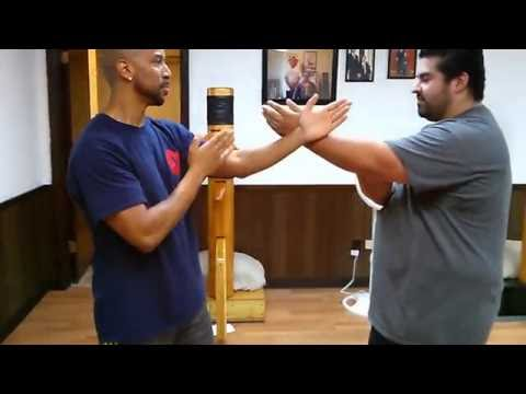 Moy Yat Ving Tsun Kung Fu School of Waukesha/Milwaukee Students Training