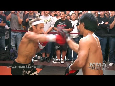 UFC 139: Urijah Faber Workout (13+ min)