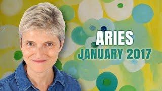 getlinkyoutube.com-ARIES JANUARY 2017 Astrology