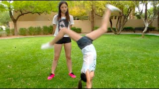 How to: Backbend, Back Walkover, Front Limber, & Front Walkover