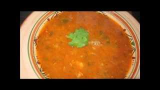 getlinkyoutube.com-CHORBA FRIK - SOUPE ALGERIENNE - TRADITIONAL SOUP OF ALGERIA