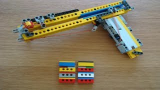 Free Lego-Gun instruction made by Videoproist (V3813)