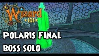 getlinkyoutube.com-Wizard101 - Polaris Final Boss SOLO with 21 cards
