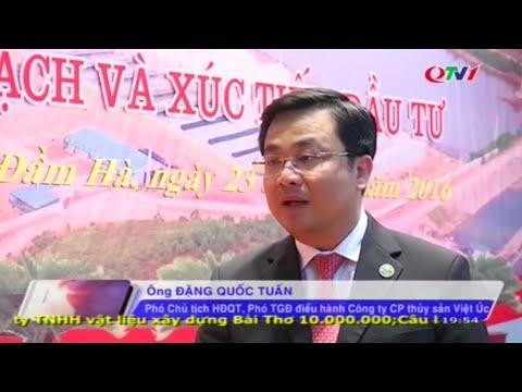 Hội nghị công bố quy hoạch và xúc tiến đầu tư tại Quảng Ninh