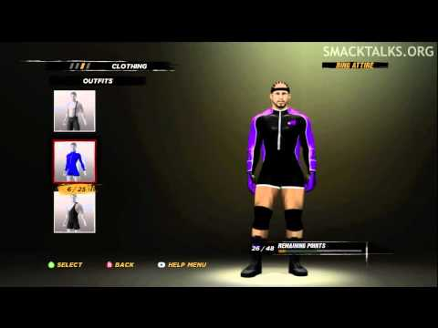 WWE '12: MVP CAW Formula (XXDamageXX666)