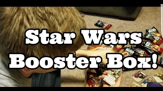 getlinkyoutube.com-Booster Box Opening - Star Wars Destiny Awakening