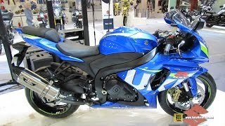getlinkyoutube.com-2015 Suzuki GSX-R1000 - Walkaround - 2014 EICMA Milan Motorcycle Exhibition