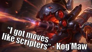 如何讓寇格魔像個外掛般的攻擊/移動