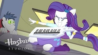 "getlinkyoutube.com-MLP: Equestria Girls - Rainbow Rocks EXCLUSIVE Short - ""Player Piano"""