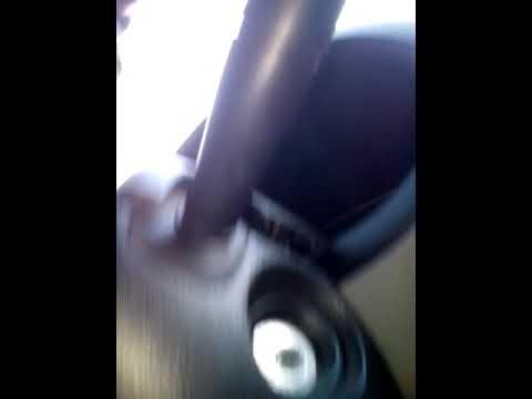 Разборка рулевого вала Рено Кенго 2006год замена крестовины