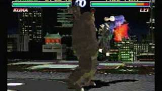 getlinkyoutube.com-Tekken 2 - Kuma