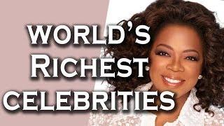getlinkyoutube.com-Top 10 Shockingly Rich Celebrities and  Their Net Worth