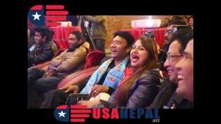 getlinkyoutube.com-Deepakraj Giri and Jitu Nepali Comedy In 7th Dcine Award