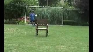 Exercices de football pour améliorer la technique
