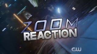 "Reaction | ""Зум Идёт"" Трейлер ""The Flash/Флэш"""