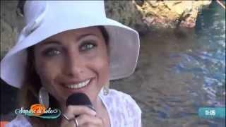 Capri in Tv - Veronica Gatto trasmissione Sapore di Sole Raiuno 2014