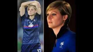 getlinkyoutube.com-top 10 Hottest Women Footballers 2015 FIFA World Cup