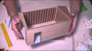 getlinkyoutube.com-Diorama - How To Make A Diorama Building Video Available - HowToMakeADiorama.com