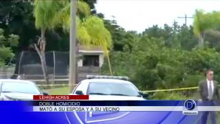 Doble homicidio en Lehigh Acres