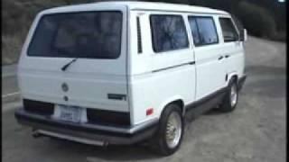 getlinkyoutube.com-Vanagon SVX Subaru testdrive